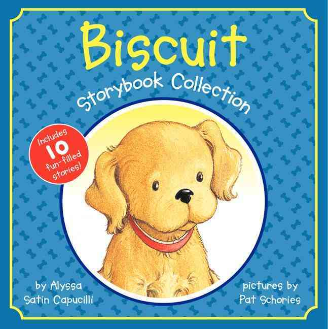 Biscuit Storybook Collection By Capucilli, Alyssa Satin/ Schories, Pat (ILT)
